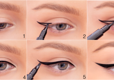 How to achieve the perfect winged eyeliner