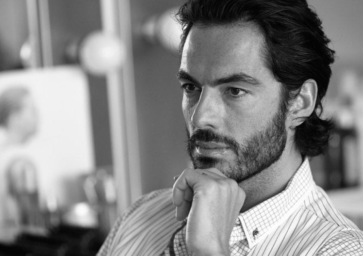 5 minutes with… Antonio Corral Calero, Global Ambassador at Moroccanoil