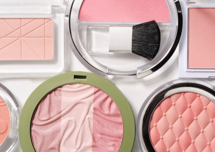 How to… pick blush to suit your skin tone