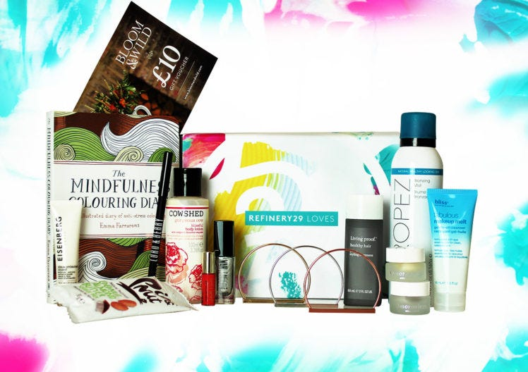 Introducing Refinery 29 LOVES, a brand new lifestyle box!