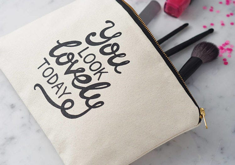 Beauty resolution: I will detox my makeup bag