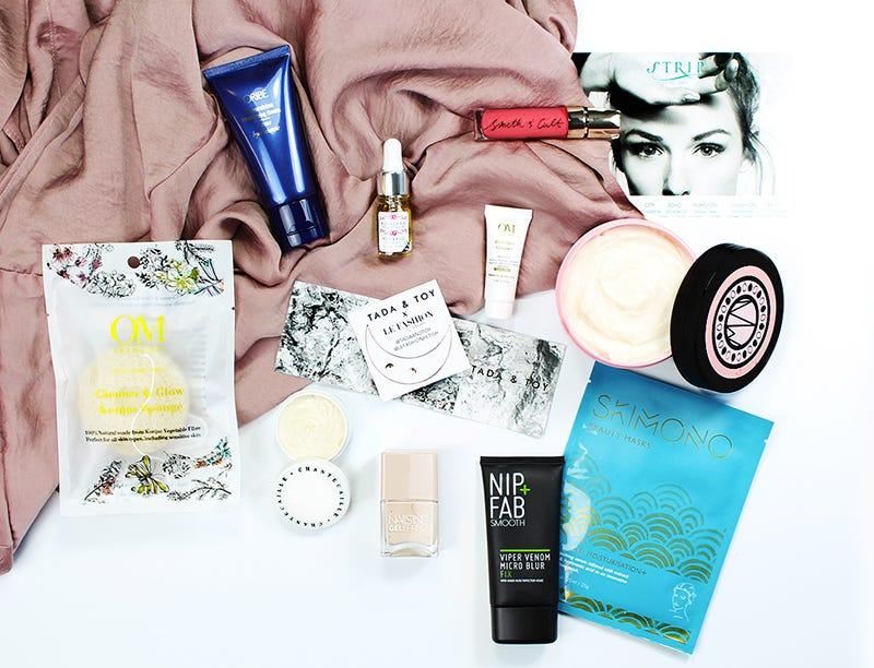 Le Fashion Fetish beauty box