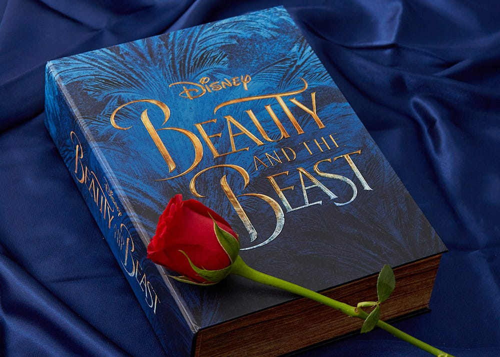 Latest in Beauty x Beauty and the Beast book box