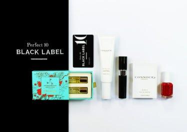 Perfect 10 Black Label Box