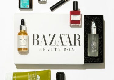 Unveiling… The Harper's Bazaar Beauty Box