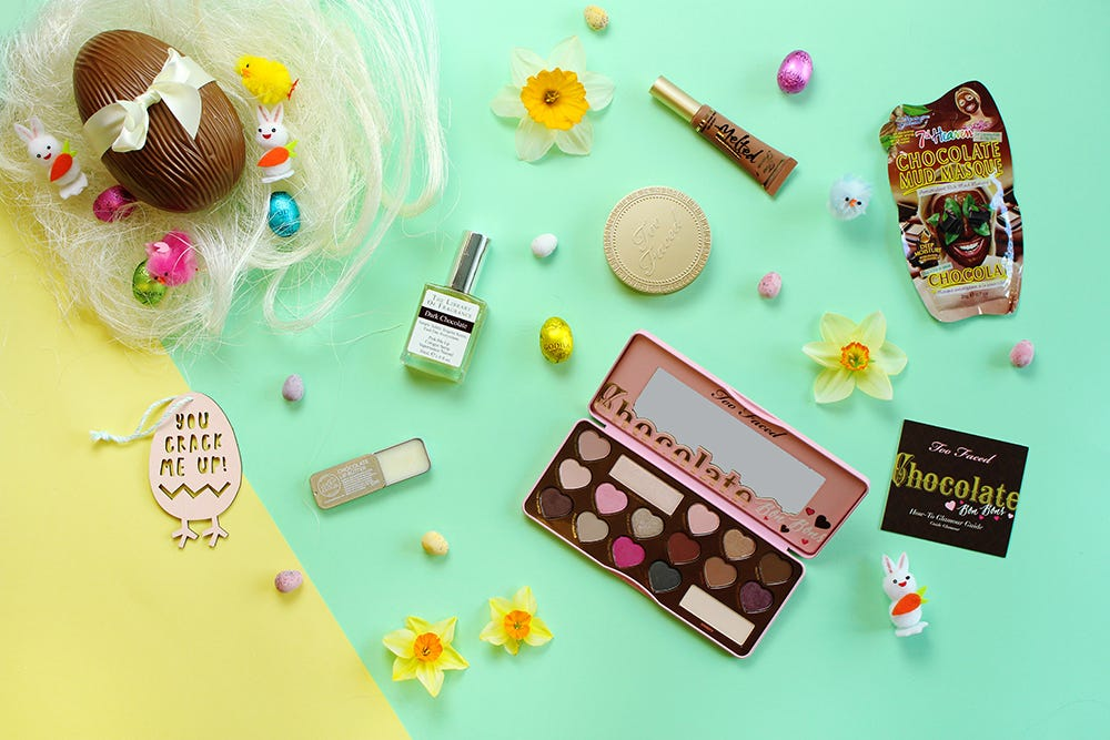 Chocolate-beauty-products-easter