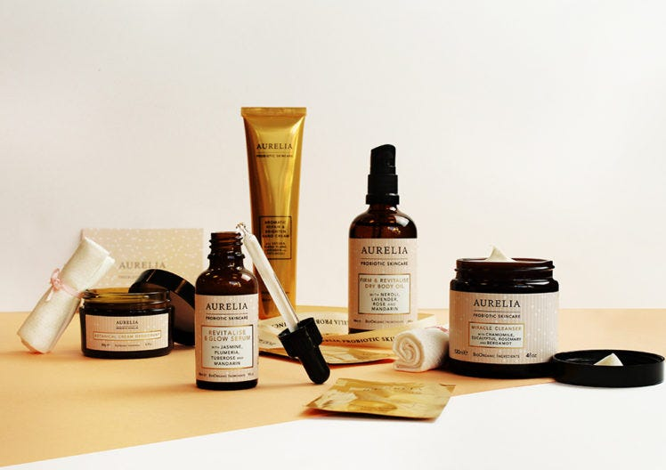 WIN Aurelia Probiotic Skincare Goodies