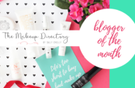 Blogger of the month May