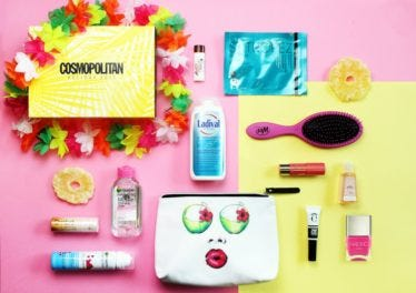 Say hello to the Cosmopolitan Holiday Edit