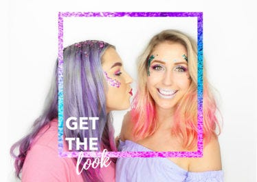Get The Look: Festival Beauty