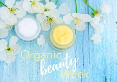 Organic Beauty Week Smart Swaps