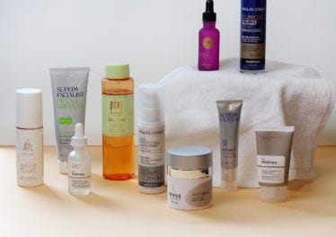 Beginner's Guide to… Skincare Acids