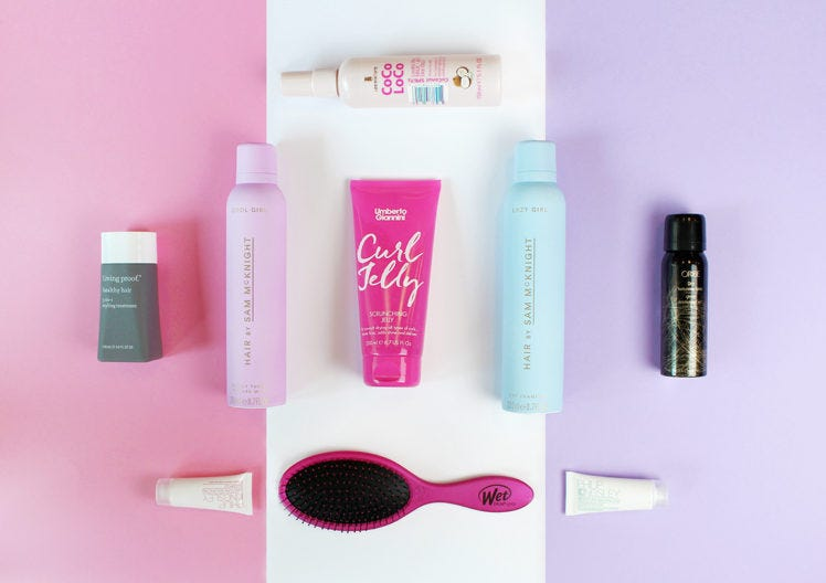 What's hot in the office: haircare!