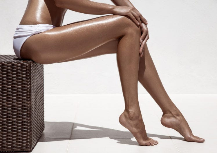 5 tips for achieving a flawless fake tan