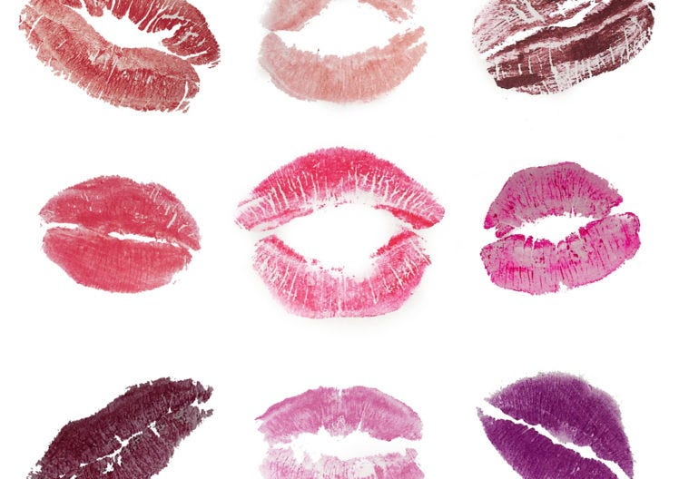 Pucker up for #NationalLipstickDay