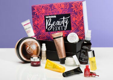Unveiling the second Good Housekeeping Beauty Edit…