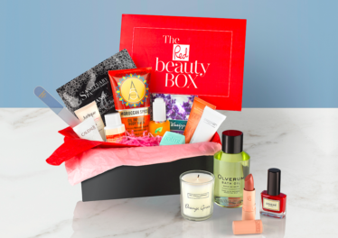 Let's Welcome the new Red Beauty Box!