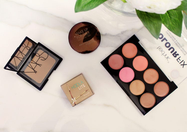 Beginner's Guide To… Picking the right shade of bronzer