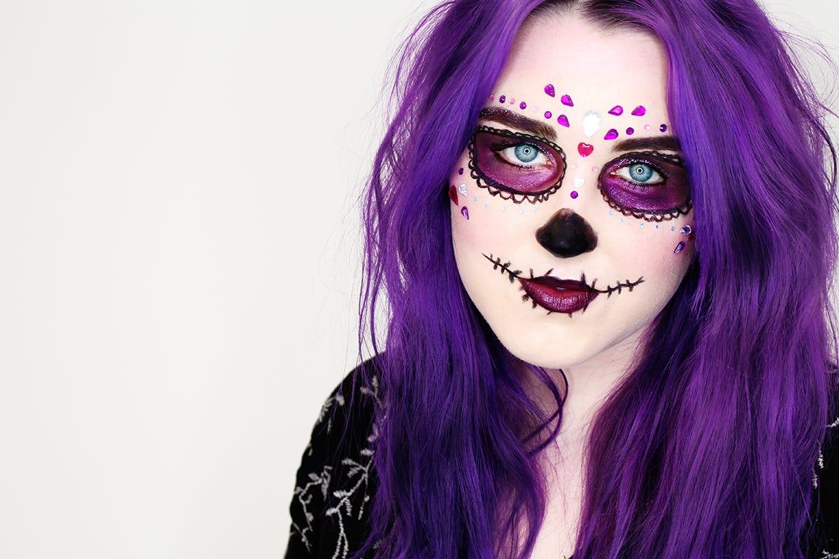 easy-sugar-skull-halloween-look