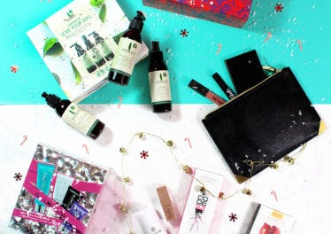 Christmas gift ideas for the beauty novice