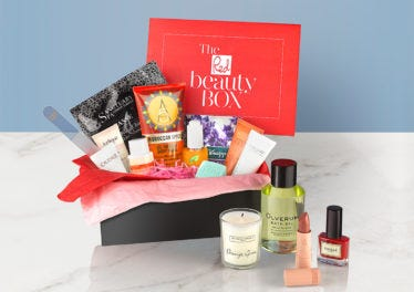 Red Beauty Box