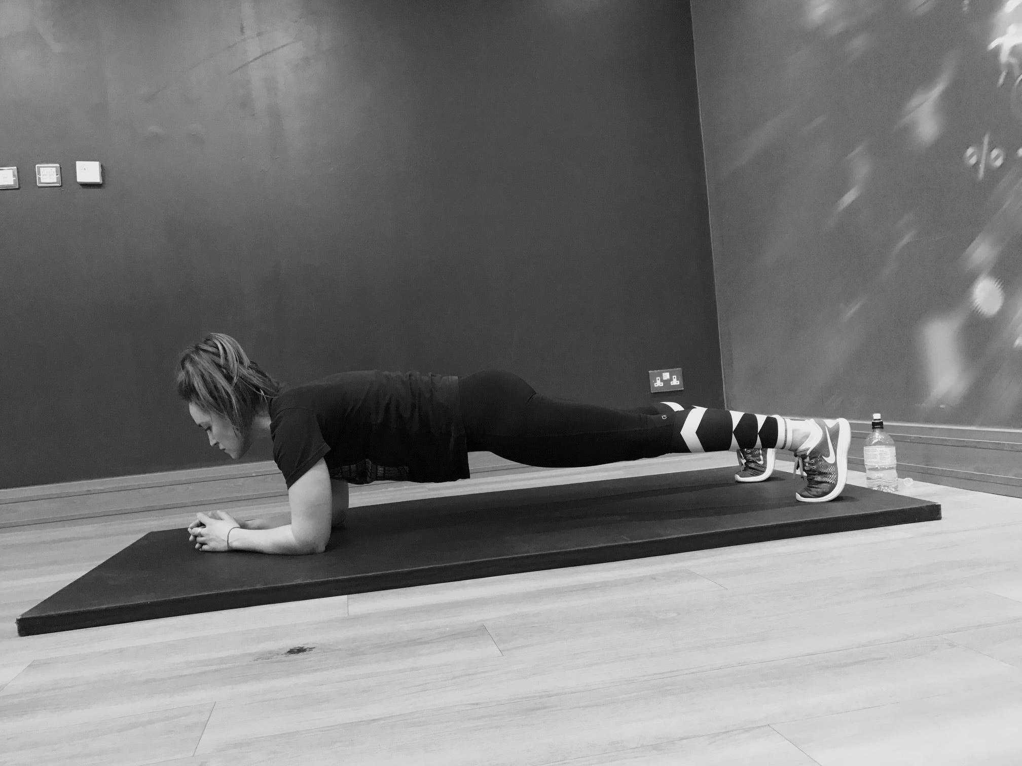 6-Plank I
