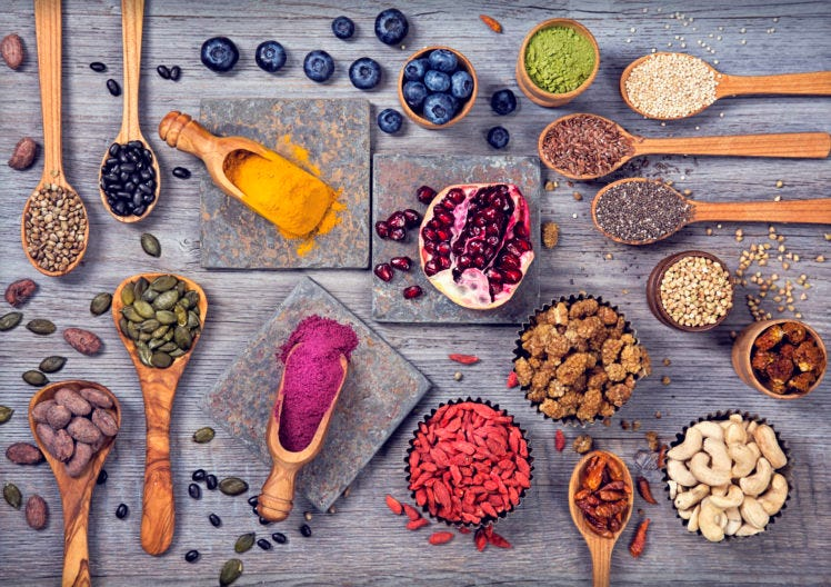 Beginner's Guide to… Beauty Boosting Superfoods