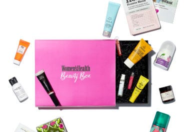 The first Women's Health Beauty Box is here!