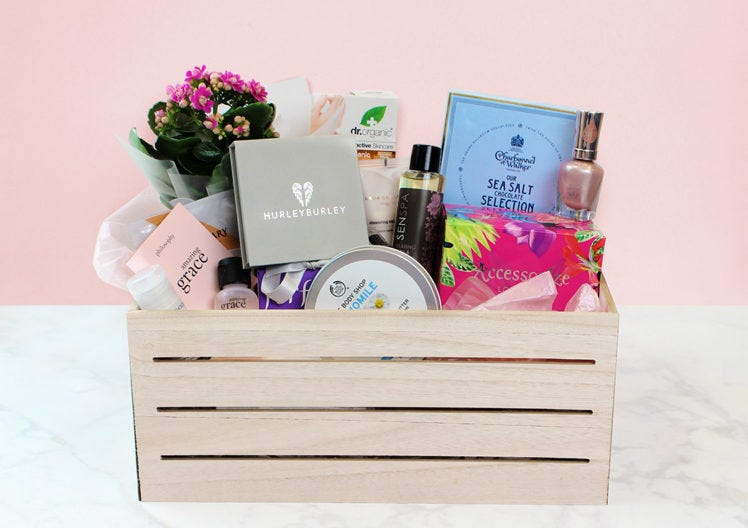DIY Mother's Day Gift Hamper
