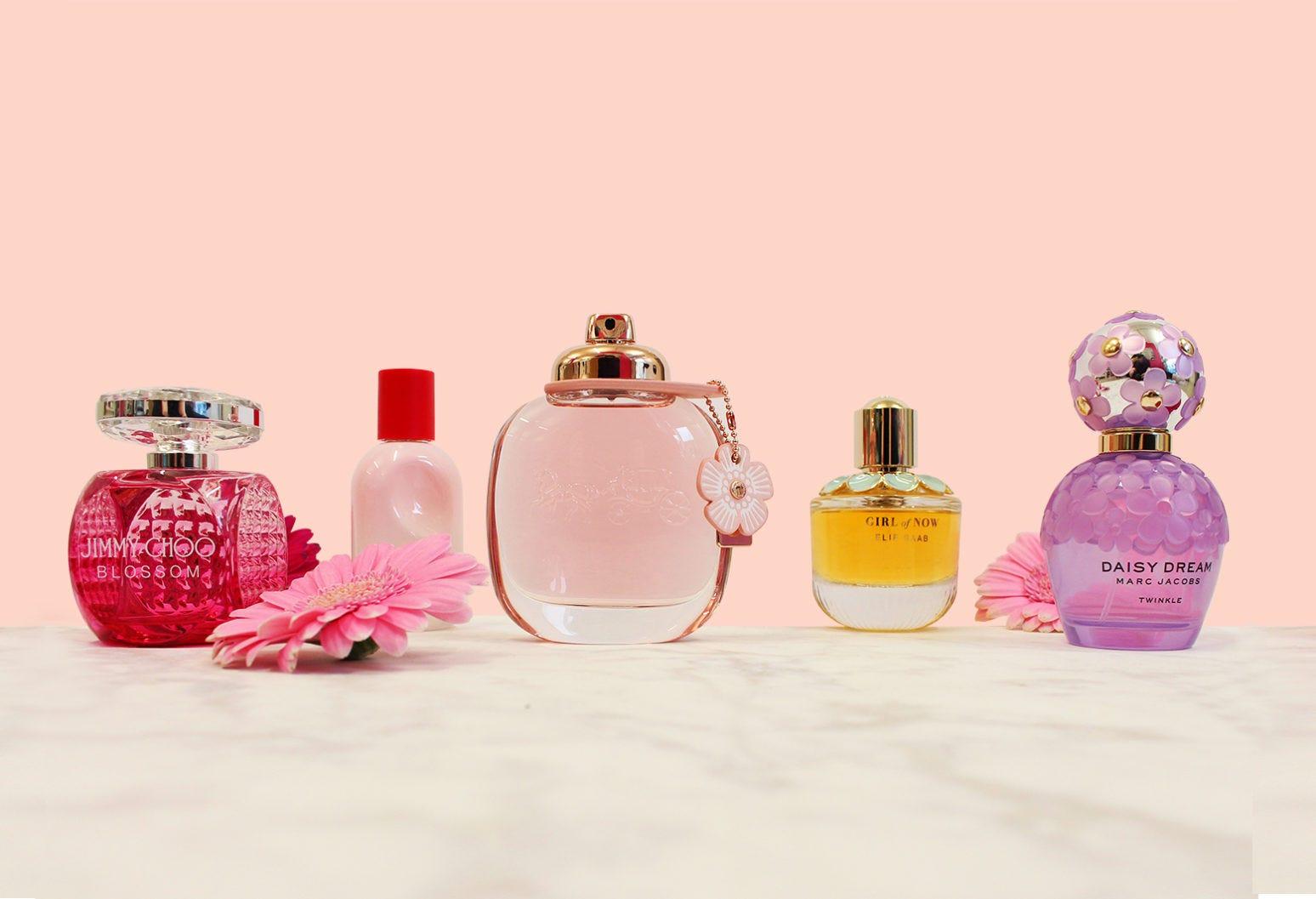 five-spring-fragrances
