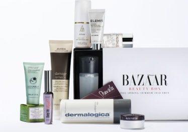 Introducing the third Harper's Bazaar Beauty Box