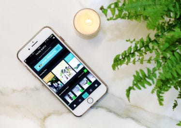 Clean beauty & the best apps for going green