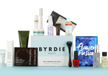 Introducing #Nightlies: The Byrdie Beauty Box