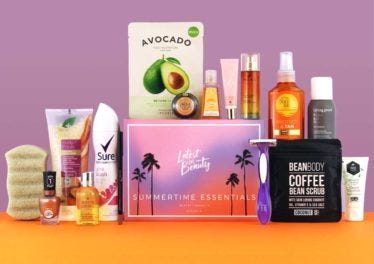 Turn up the heat with the LiB Summertime Essentials Box!