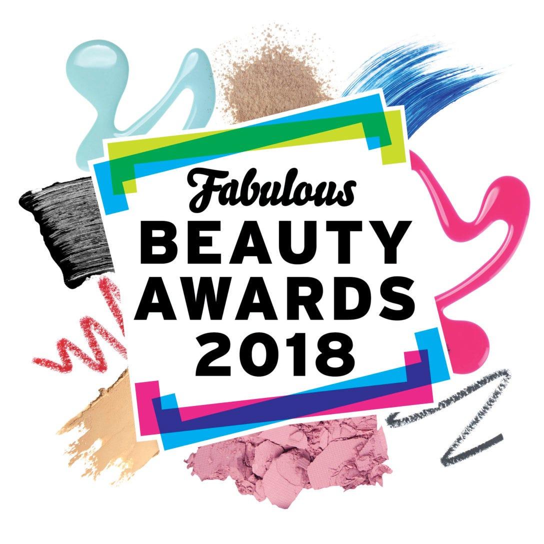 beauty awards logo crumble