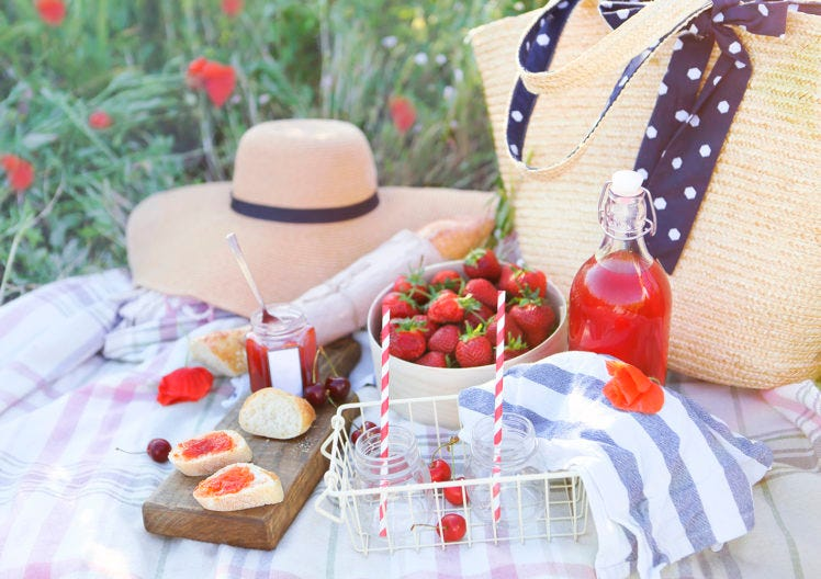 How to have a picnic in style this Summer