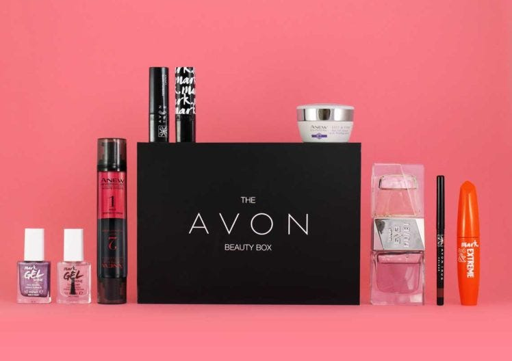 The UK AVON Box is here!
