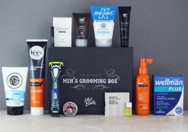 Introducing The Ultimate Men's Grooming Box