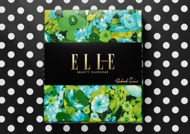 Inside the debut ELLE Beauty Advent Calendar