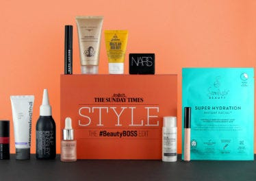 A #BEAUTYBOSS Curated Edit…