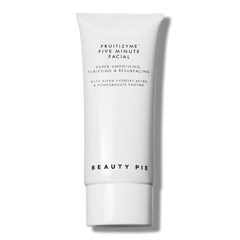 beauty pie fruitizyme five minute facial - The Sunday Times Style's India Knight Edit