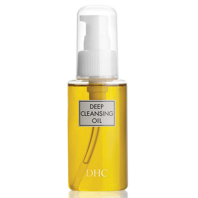 dhc deep cleansing oil - The Sunday Times Style's India Knight Edit