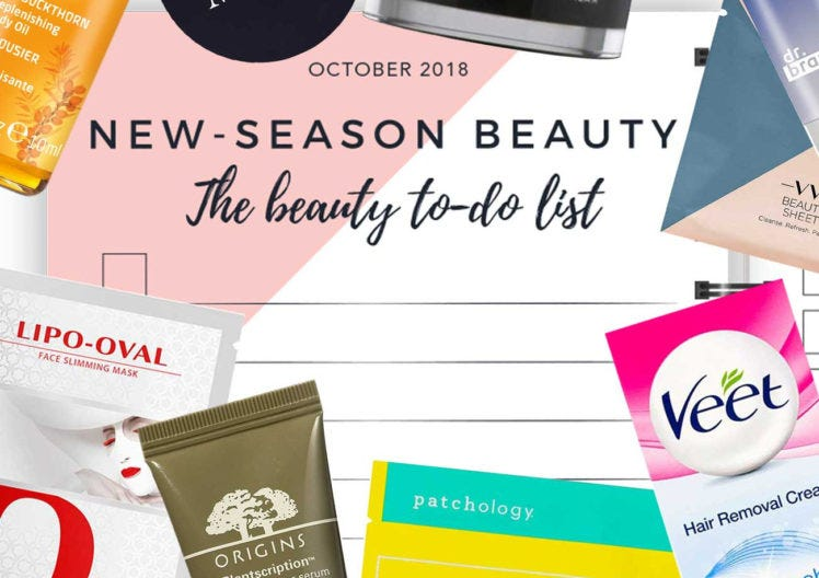 New Season Beauty Has Landed!