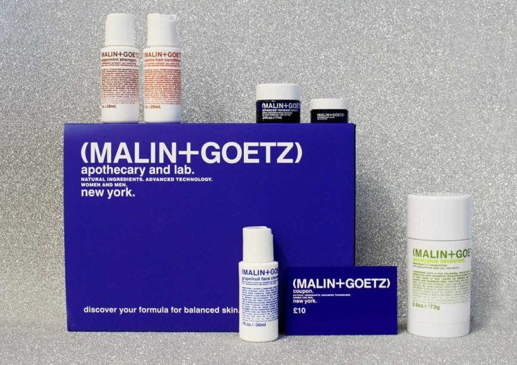 12 Reasons Malin+Goetz Makes The Best Gift For Him