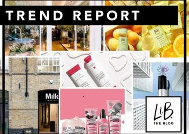 Trend Report: Trending in beauty this week #1