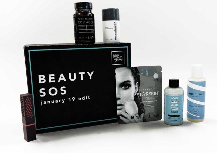 SIX trending products to round-up Beauty SOS