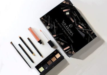 Brow domination with the debut HD Brows Box