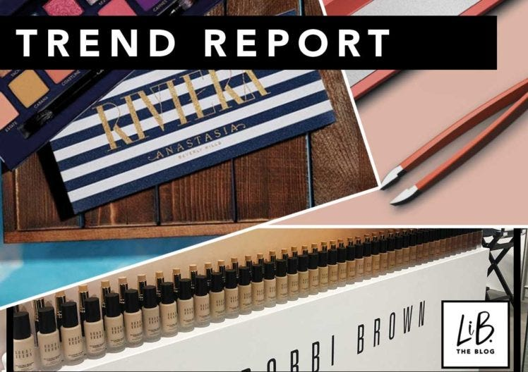 TREND REPORT: TRENDING IN BEAUTY THIS WEEK #6