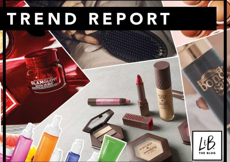 TREND REPORT: TRENDING IN BEAUTY THIS WEEK #3