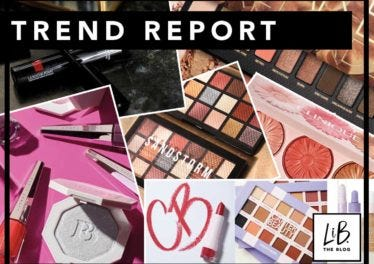 TREND REPORT: TRENDING IN BEAUTY THIS WEEK #4